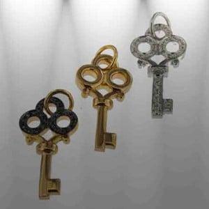 Gioielli Happy Dream The Keys