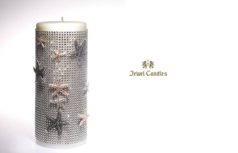 Idee Regalo Jewel Candles