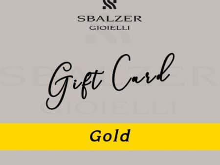 Gift Card Gold