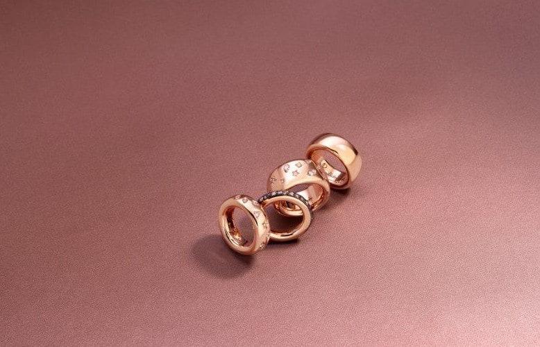 Gioiello Pomellato Iconica 42 Pink